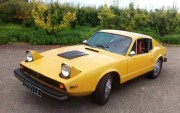 Voiture de collection SAAB Sonett 3 de 1972